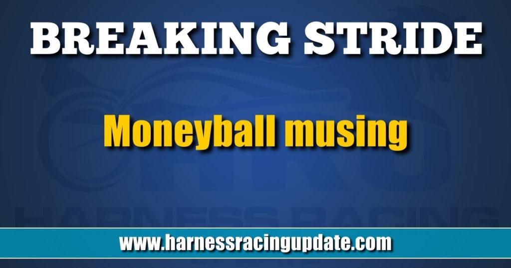 Moneyball musing