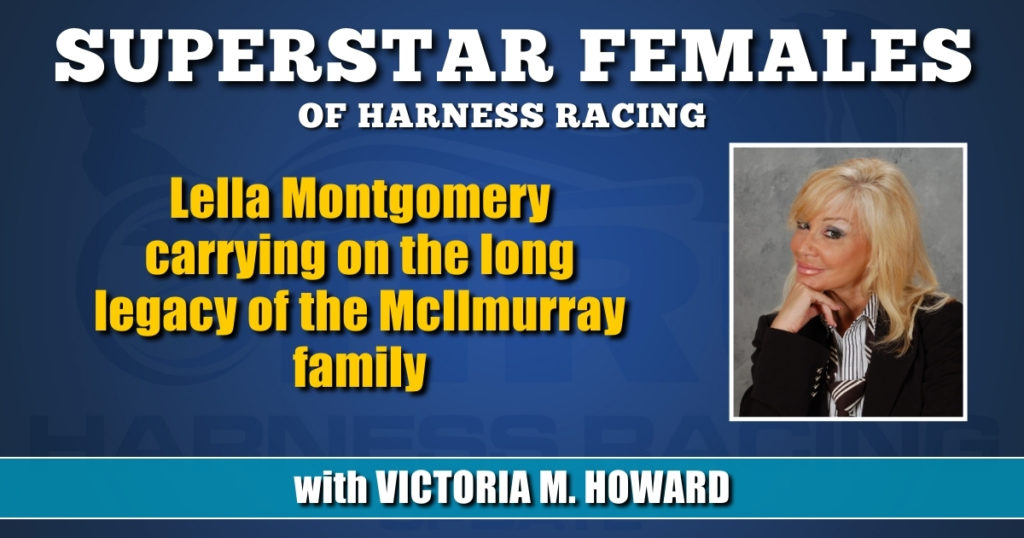 Lella Montgomery carrying on the long legacy of the McIlmurray family