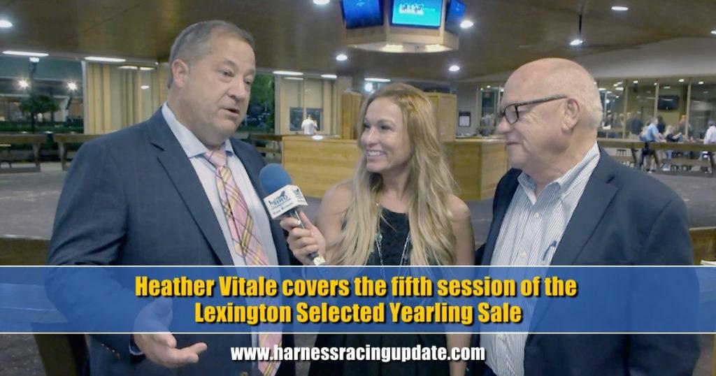 Heather Vitale covers Lexington's fifth session