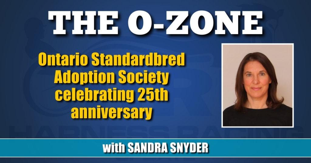 Ontario Standardbred Adoption Society celebrating 25th anniversary