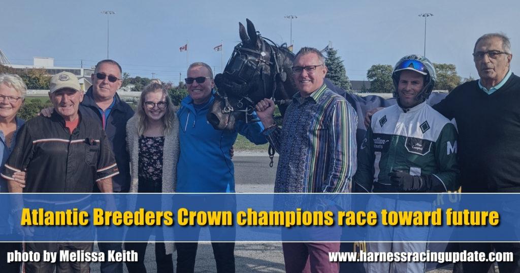 Atlantic Breeders Crown champions race toward future